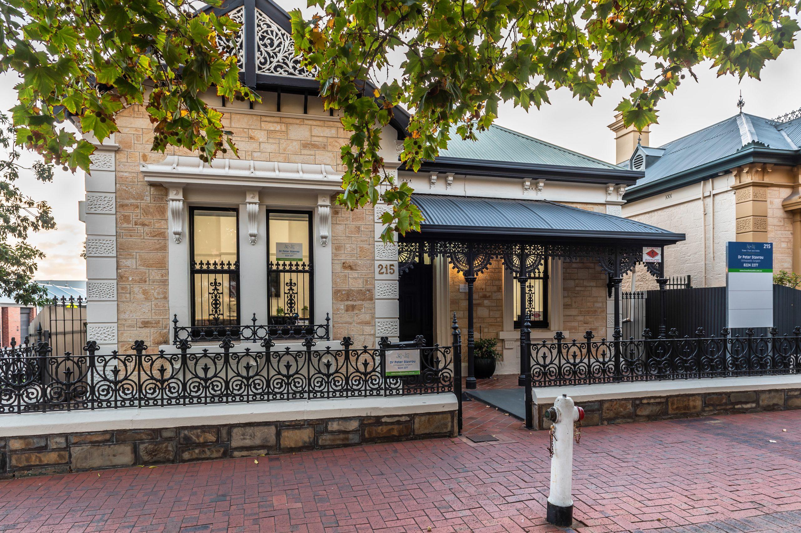 Knee, Ankle & Foot Adelaide: 215 Hutt Street, Adelaide